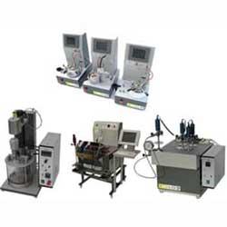 petroleum testing instruments manufacturers in india