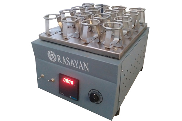 rotary flask shaker manufacturer india