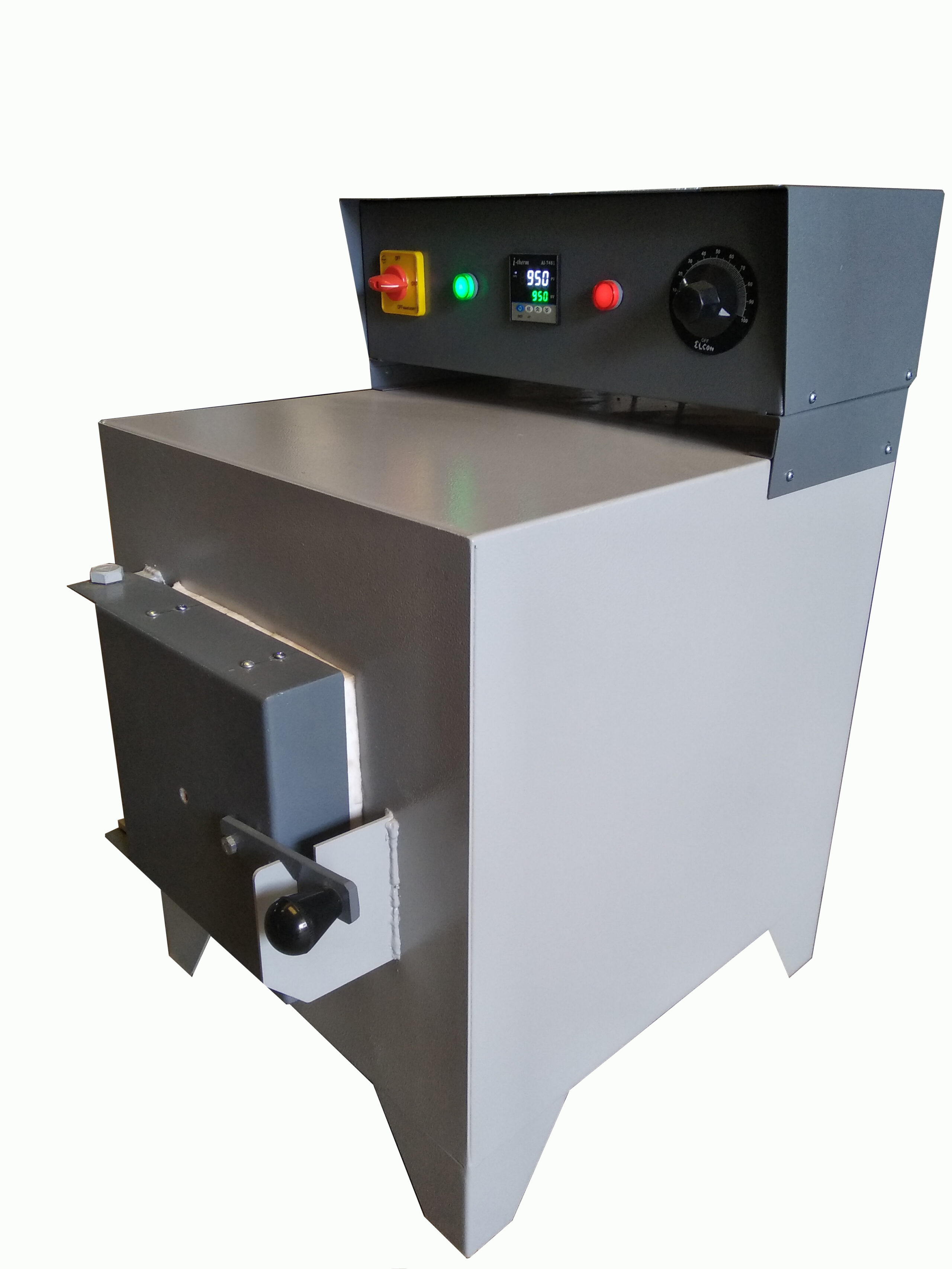 muffle furnace manufacturer in ahmedabad